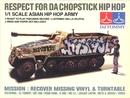 DJ Tommy Respect 4 DA Chopstick Hip Hop/DJ Tommy