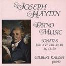 Joseph Haydn: Piano Music/GILBERT KALISH