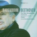 Beethoven : Symphonies Nos 1 - 9 & Overtures/Daniel Barenboim