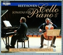 Sonatas for Cello and Piano/Noras, Arto (Cello) and Rigutto, Bruno (Piano)