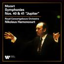 Mozart : Symphonies Nos 40 & 41, 'Jupiter'  -  Elatus/Nikolaus Harnoncourt & Royal Concertgebouw Orchestra