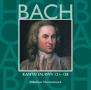 Bach, JS : Sacred Cantatas BWV Nos 121 - 124/Nikolaus Harnoncourt
