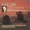 Elgar : Enigma Variations, Introduction & Allegro, Serenade for Strings & Cockaigne Overture  -  Apex/Andrew Davis & BBC Symphony Orchestra