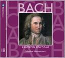 Bach, JS : Sacred Cantatas BWV Nos 57 - 60/Nikolaus Harnoncourt