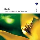 Haydn : Symphonies Nos 44, 45 & 49  -  Apex/Ton Koopman & Amsterdam Baroque Orchestra