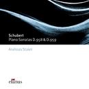 Schubert : Piano Sonatas Nos 19 & 20/Andreas Staier