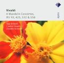 Vivaldi : 4 Mandolin Concertos  -  APEX/Ugo Orlandi, Dorina Frati and Claudio Scimone