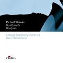 Elatus-Strauss, Richard : Don Quixote & Don Juan/Daniel Barenboim and Chicago Symphony Orchestra