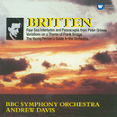 Britten : Orchestral Works  -  Apex/Andrew Davis & BBC Symphony Orchestra