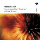 Mendelssohn : Symphonies Nos 3 & 4  -  Apex/Kurt Masur & Gewandhausorchester Leipzig