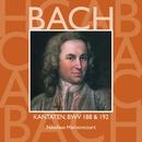 Bach, JS : Sacred Cantatas BWV Nos 188 & 192/Nikolaus Harnoncourt