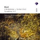 Bizet : L'Arlésienne Suites Nos 1, 2 & Symphony in C major  -  Apex/Alain Lombard & Orchestre Philharmonique de Strasbourg