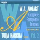 W.A. Mozart : Complete Fortepiano Sonatas Vol. 2/Tuija Hakkila