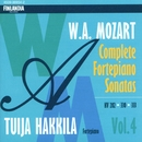 W.A. Mozart : Complete Fortepiano Sonatas Vol. 4/Tuija Hakkila