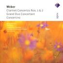 Weber : Clarinet Concertos Nos 1 & 2, Grand Duo concertant & Concertino  -  APEX/James Conlon, Walter Boeykens, Paul Meyer, François-René Duchable & Rotterdam Philharmonic Orchestra