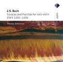 Bach, JS : Solo Violin Sonatas Nos 1 - 3 & Partitas Nos 1 - 3 [Complete] -  APEX/Thomas Zehetmair