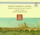 Handel : Organ Concertos Op.4 & Op.7/Nikolaus Harnoncourt