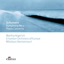 "Elatus - Schumann: Symphony No. 1 ""Spring"" & Piano Concerto in A minor, op. 54/Nikolaus Harnoncourt"