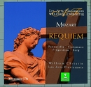 Mozart : Requiem & Ave verum corpus/William Christie