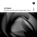 Bach, JS : English & French Suites Nos 3 & 4  -  Apex/Alan Curtis