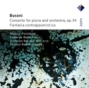Busoni : Piano Concerto & Fantasia contrappuntistica  -  APEX/Victoria Postnikova, Gennadi Rozhdestvensky