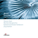 Elatus - Krommer & Mozart : Clarinet Concertos/Sharon Kam