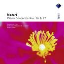 Mozart : Piano Concertos Nos 20 & 27  -  Apex/Maria-João Pires, Armin Jordan & Lausanne Chamber Orchestra