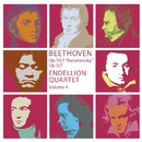 Beethoven : String Quartets Vol.4/Endellion String Quartet