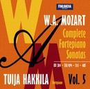 W.A. Mozart : Complete Fortepiano Sonatas Vol. 5/Tuija Hakkila
