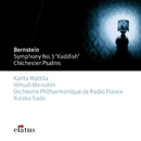 Bernstein : Symphony No.3, 'Kaddish' & Chichester Psalms  -  Elatus/Yutaka Sado & Orchestre Philharmonique de Radio France