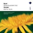 Bach, JS : Magnificat & Vivaldi : Gloria & Kyrie  -  Apex/Michel Corboz & Lausanne Chamber Orchestra