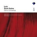Lalo & Saint-Saëns : Cello Concertos  -  Apex/André Navarra, Charles Münch & Orchestre de l'Association des Concerts Lamoureux