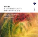 Vivaldi : Il cimento dell'armonia e dell'inventione Op.8  -  APEX/Claudio Scimone