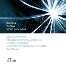 Elatus - Dvorák : Violin Concerto / Brahms : Violin Concerto/Maxim Vengerov