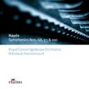Haydn : Symphonies Nos 68, 93 & 100  -  Elatus/Nikolaus Harnoncourt & Royal Concertgebouw Orchestra