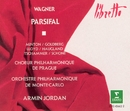 Wagner : Parsifal [1981]/Rainer Goldberg, Robert Lloyd, Wolfgang Schöne, Hans Tschammer, Yvonne Minton, Armin Jordan & Monte-Carlo Philharmonic Orchestra