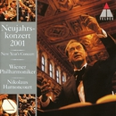 New Year's Day Concert 2001/Nikolaus Harnoncourt & Vienna Philharmonic Orchestra