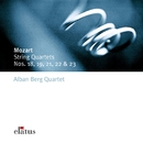 Mozart : String Quartets Nos 18, 19 & 21 - 23/Alban Berg Quartett