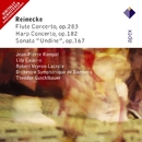 Reinecke : Flute Concerto, 'Undine' Sonata & Harp Concerto  -  Apex/Théodor Guschlbauer