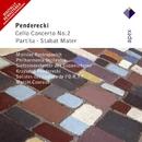 Penderecki : Cello Concerto No.2, Partita & Stabat Mater  -  APEX/Mstislav Rostropovich & Philharmonia Orchestra