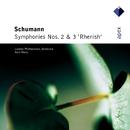 Schumann : Symphonies Nos 2 & 3 'Rhenish'  -  Apex/Kurt Masur & London Philharmonic Orchestra