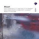 Mozart : Piano Concertos Nos 21, 26 & Rondo  -  Apex/Maria-João Pires, Theodor Guschlbauer & Gulbenkian Orchestra