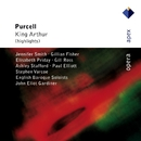 Purcell : King Arthur/Jennifer Smith, Gillian Fisher, Elisabeth Priday, Gill Ross, Ashley Stafford, Paul Elliott, Stephen Varcoe, John Eliot Gardiner & English Baroque Soloists