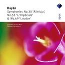 Haydn : Symphonies Nos 30, 53 & 69  -  Apex/Nikolaus Harnoncourt & Concentus musicus Wien