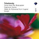 Tchaikovsky : The Nutcracker Suite, Capriccio Italien & Dances from Eugene Onegin  -  Apex/Alexander Lazarev