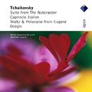Tchaikovsky : The Nutcracker Suite, Capriccio Italien & Dances from Eugene Onegin  -  Apex/Alexander Lazarev