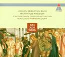 Bach, JS : St Matthew Passion [1970]/James Bowman, Paul Esswood, Kurt Equiluz, Max van Egmond, Karl Ridderbusch, Nikolaus Harnoncourt & Concentus musicus Wien