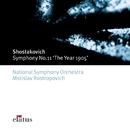 Shostakovich : Symphony No.11, 'The Year 1905'  -  Elatus/Mstislav Rostropovich & National Symphony Orchestra