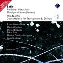 Satie : Cinéma, Sonnerie & Vexations  -  Apex/Michel Dalberto, Marius Constant & Ensemble Ars Nova