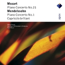 Mozart & Mendelssohn : Piano Concertos  -  Apex/Helen Huang, Kurt Masur & New York Philharmonic Orchestra